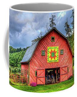 Star Within A Star Coffee Mug