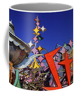 Coffee Mug featuring the photograph Stardust by Skip Hunt