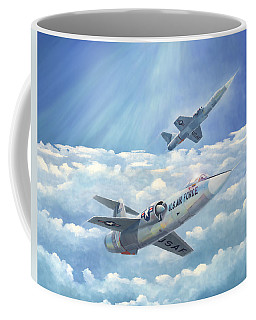 Starfighters Coffee Mug
