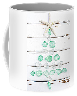 Starfish Christmas Tree Coffee Mug
