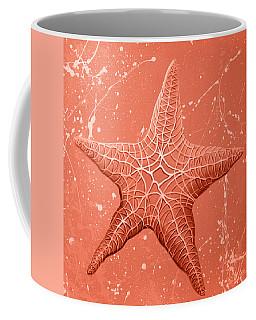 Starfish In Pink Coffee Mug
