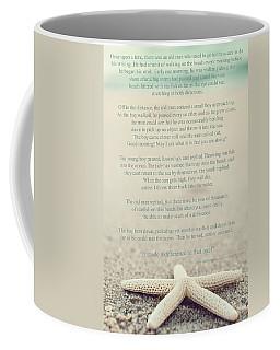 Starfish Make A Difference Vintage Set 1 Coffee Mug