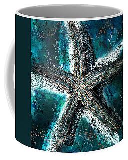 Starfish Ocean Deep Coffee Mug