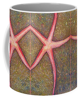 Starfish Pattern Bar Coffee Mug