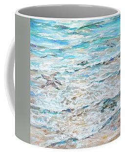 Starfish Under Shallows Coffee Mug