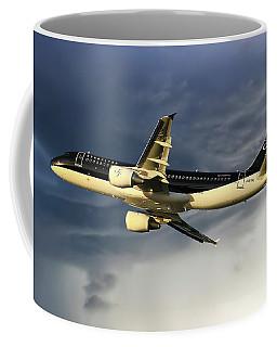 Starflyer Airbus A320-214 Coffee Mug