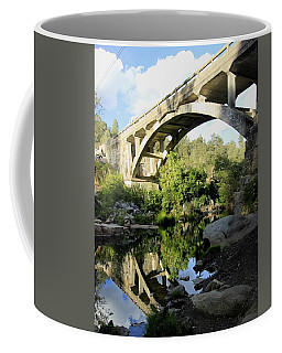 Coffee Mug featuring the photograph Stargate Serenity Cosumnes by Sean Sarsfield