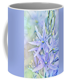 Starlight In The Meadow Coffee Mug by Connie Handscomb