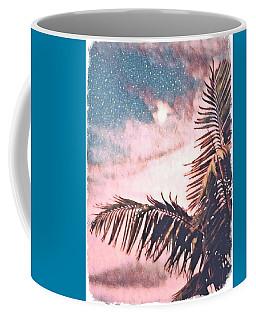 Starlight Palm Coffee Mug