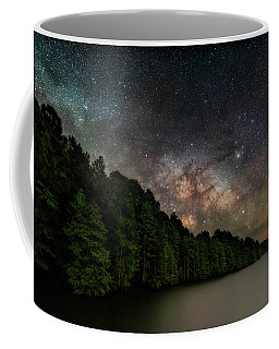 Starlight Swimming Coffee Mug