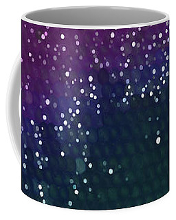 Starlight Through Trees Coffee Mug