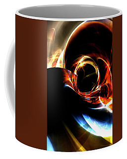 Starlight Traveller Coffee Mug by Richard Thomas