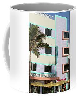 Starlite Hotel - Miami Beach Coffee Mug