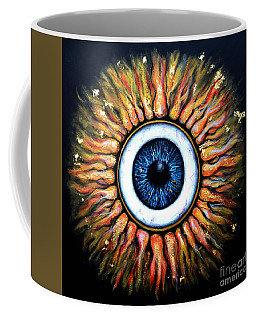 Starry Eye Coffee Mug
