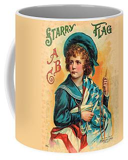 Starry Flag Cover Abc Book Coffee Mug