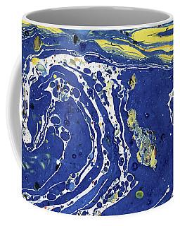 Starry Night Abstract Coffee Mug