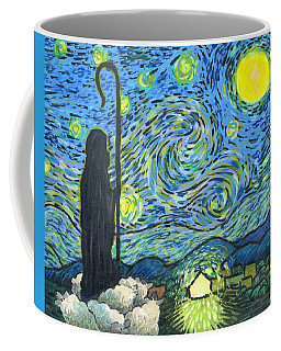 Starry Night Bethlehem Coffee Mug