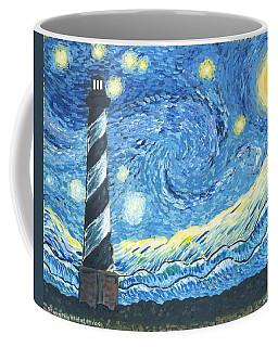 Starry Night Hatteras Coffee Mug