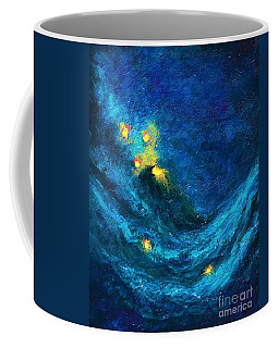 Starry Night Nebula  Coffee Mug