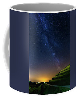 Starry Sky Above Me Coffee Mug