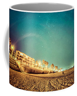Starry Starry Pacific Beach Coffee Mug