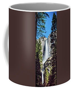 Starry Yosemite Falls Coffee Mug
