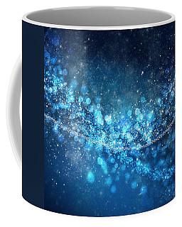 Stars And Bokeh Coffee Mug