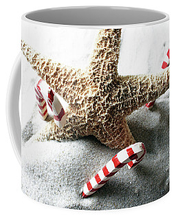 Stars And Canes Coffee Mug