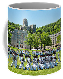 Coffee Mug featuring the photograph Stars And Stripes Forever by Dan McManus