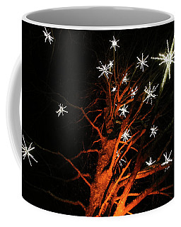 Stars In The Tree Coffee Mug