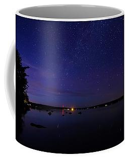 Stars Over Branch Lake Coffee Mug
