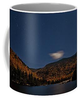 Stars Over Kinsman Notch Coffee Mug