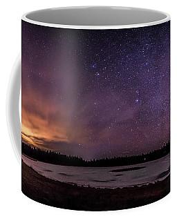 Stars Over Lake Eaton Coffee Mug