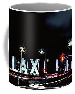 Stars Over Lax Coffee Mug