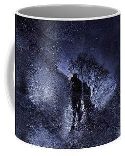 Stars Walking Coffee Mug