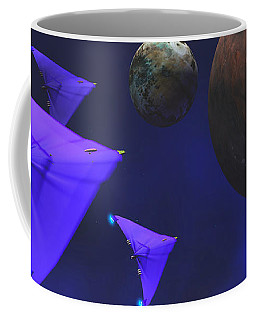 Starship Travel Coffee Mug