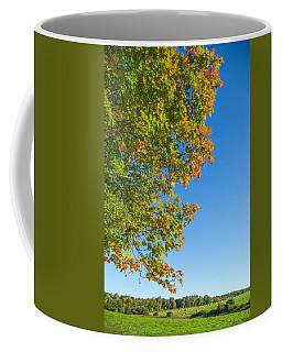 Start Of Autumn Coffee Mug