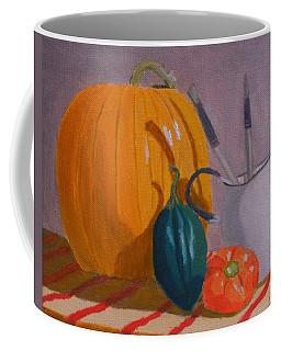 Start Of Fall Coffee Mug