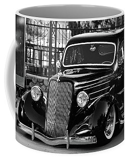 Coffee Mug featuring the photograph Stashed by Bill Dutting
