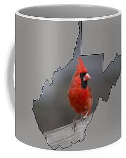 State Bird Of West Virginia Coffee Mug