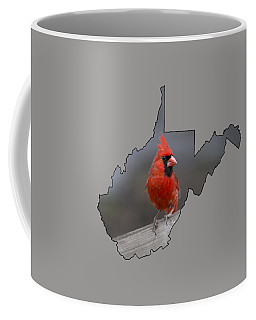 State Bird Of West Virginia Coffee Mug