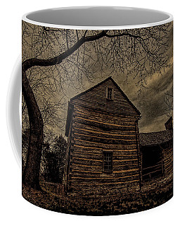 State Capital Of Tennessee Coffee Mug