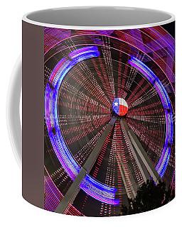 State Fair Of Texas Ferris Wheel Coffee Mug