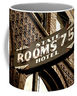 State Hotel - Seattle Coffee Mug