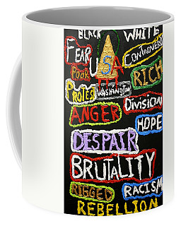 State Of America Coffee Mug
