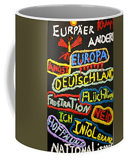 State Of Europe Coffee Mug