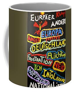 State Of Europe Coffee Mug