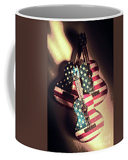 State Of Rock And Rock Coffee Mug