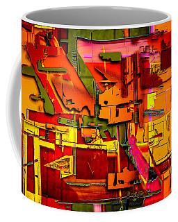 Industrial Autumn Coffee Mug