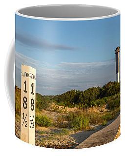 Station 18 1/2 On Sullivan's Island Coffee Mug